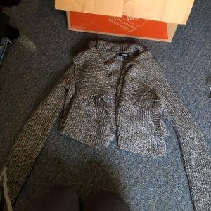 Cropped Cardigan